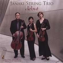 Janaki String Trio - Debut, CD