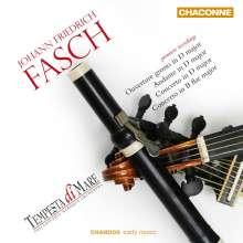 Johann Friedrich Fasch (1688-1758): Orchesterwerke Vol.1, CD