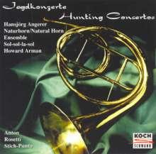 Hansjörg Angerer - Jagdkonzerte, CD