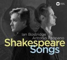 Ian Bostridge - Shakespeare Songs, CD