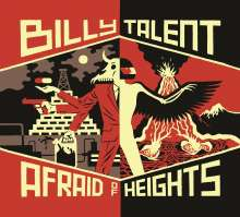 Billy Talent: Afraid Of Heights (Deluxe Edition), 2 CDs
