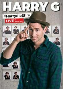 Harry G - #HarrydieEhre (Live in München), DVD