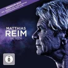 Matthias Reim: Meteor (Limited-Premium-Box), CD