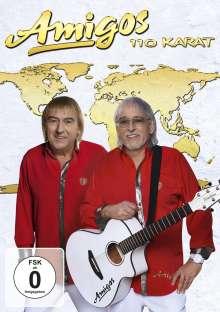 Die Amigos: 110 Karat, DVD