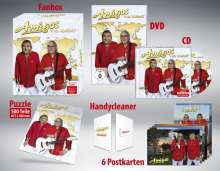 Die Amigos: 110 Karat - Fanbox, CD