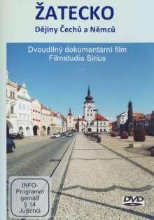 Das Saazer Land - Eine Geschichte von Deutschen und Tschechen (Zatecko), DVD