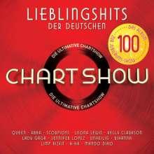 Die ultimative Chartshow - Lieblingshits der Deutschen, 2 CDs