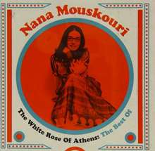 Nana Mouskouri: Only Love (The Best of Nana), CD