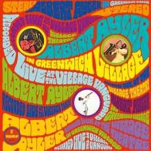Albert Ayler (1936-1970): In Greenwich Village (remastered) (180g) (Limited Edition), LP