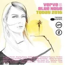 Verve And Blue Note Today 2016, CD