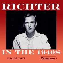 Svjatoslav Richter - Richter in the 1940s, 2 CDs