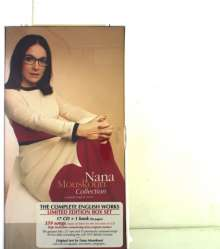 Nana Mouskouri: Complete English Works - Limited Edition, 17 CDs
