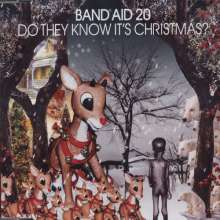 Band Aid 20: Do They Know It's Christmas Time, Maxi-CD