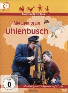 Neues aus Uhlenbusch (Gesamtausgabe), 6 DVDs