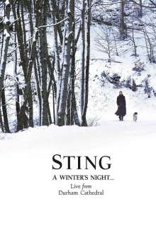 Sting - If On A Winter's Night (Live from Durham Cathedral), 2 DVDs