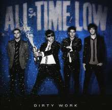 All Time Low: Dirty Work, CD