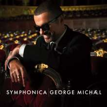 George Michael: Symphonica (Live), CD