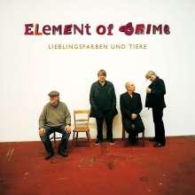 Element Of Crime: Lieblingsfarben und Tiere, LP