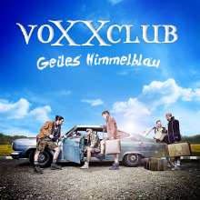 voXXclub: Geiles Himmelblau, CD