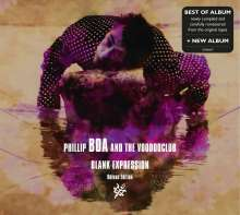Phillip Boa & The Voodooclub: Blank Expression: A History Of Singles 1986 - 2016 (Limited Deluxe Edition), 2 CDs