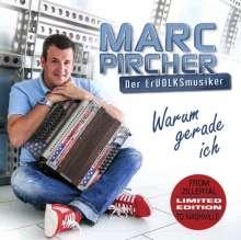 Marc Pircher: Warum gerade ich (Limited-First-Edition), CD