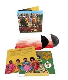 The Beatles: Sgt. Pepper's Lonely Hearts Club Band (2 LP)