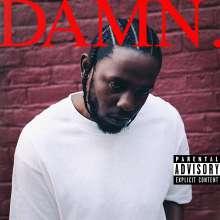Kendrick Lamar: Damn. (Explicit), CD