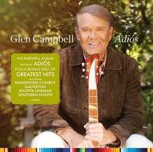 Glen Campbell: Adiós, 2 CDs