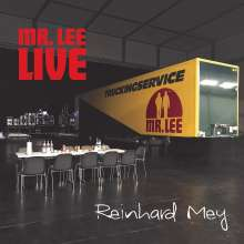 Reinhard Mey: Mr.Lee - Live, 2 CDs