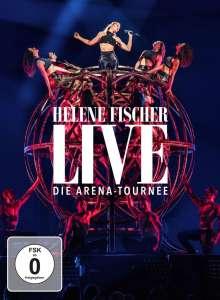Helene Fischer Live - Die Arena Tournee, DVD