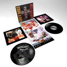 Guns N' Roses: Appetite For Destruction (remastered) (180g) (Limited-Audiophile-Edition), 2 LPs