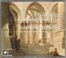 Johann Sebastian Bach (1685-1750): Sämtliche Kantaten Vol.17 (Koopman), 3 CDs