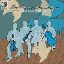 Ames Piano Quartet: Czech Piano Quartets: Music Of, CD