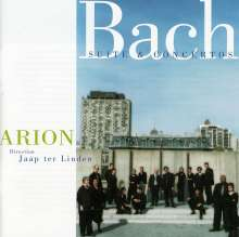 Johann Sebastian Bach (1685-1750): Orchestersuite Nr.1, CD