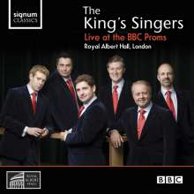 King's Singers - Live at the BBC Proms, CD