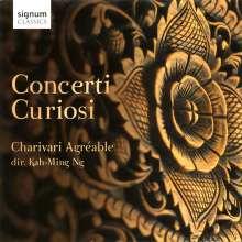 Concerti Curiosi, CD