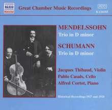 Cortot/Thibaud/Casals - Klaviertrios, CD