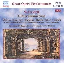 Richard Wagner (1813-1883): Götterdämmerung, 3 CDs
