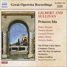 Arthur Sullivan (1842-1900): Princess Ida, 2 CDs