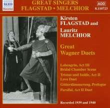 Kirsten Flagstad & Lauritz Melchior - Wagner Duets, CD