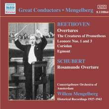 Ludwig van Beethoven (1770-1827): Ouvertüren, CD