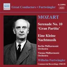 Wolfgang Amadeus Mozart (1756-1791): Serenaden Nr.10 & 13, CD