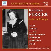 Kathleen Ferrier - Arias & Songs, CD