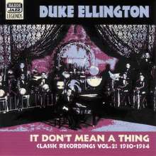 Duke Ellington (1899-1974): I Don't Mean A Thing - Classic Recordings Vol.2, CD