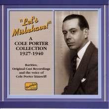 Cole Porter: Let's Misbehave, CD