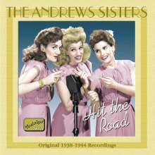 Andrews Sisters: Hit The Road, CD