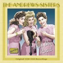 Andrews Sisters: Hit The Road, CD