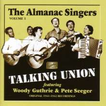 Almanac Singers: Talking Union, CD