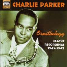 Charlie Parker (1920-1955): Ornithology, CD
