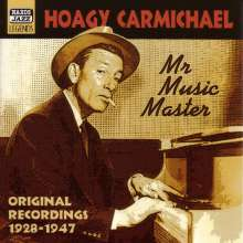 Hoagy Carmichael (1899-1981): Mr. Music Master, CD